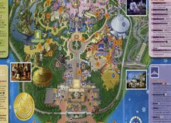 Disneyland hong kong map from chinatouradvisors 5