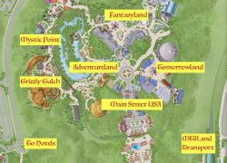 Disneyland hong kong map from hong kong traveller 3