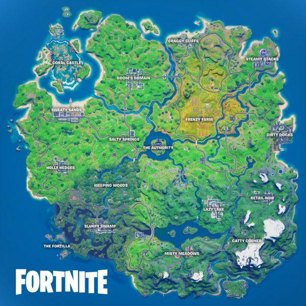Fortnite map season 4 chapter 2 from vg247 1