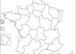 France political map from mapsofworld 5