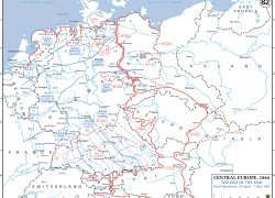Germany Map Ww2: Germany map ww2 from emersonkent 1