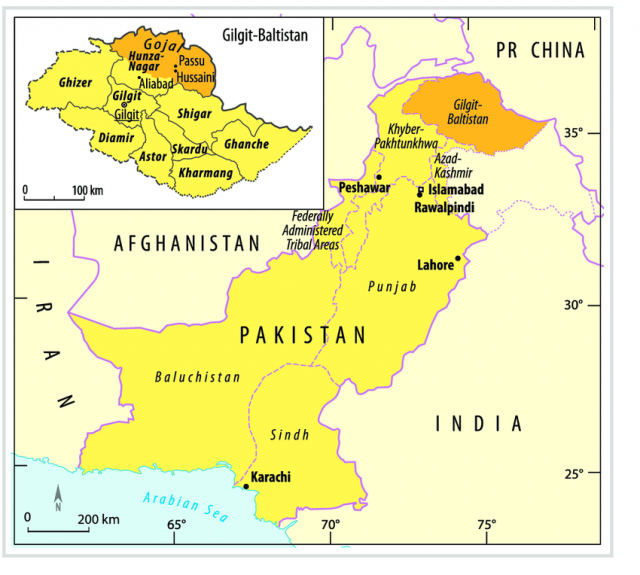 Gilgit baltistan map from researchgate 1