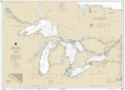 Great lakes map from mapshop 6
