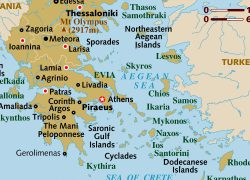 Greek islands map from tripsavvy 5