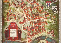 Harvard university map from georgeglazer 10
