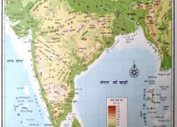 India physical map from indiamart 10