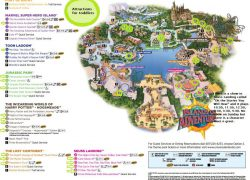 Islands of adventure map 2020 from maps orlando 6