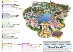 Islands of adventure map 2020 from mobilemaplets 9