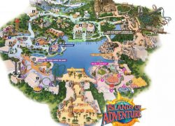 Islands of adventure map 2020 from pinterest 3