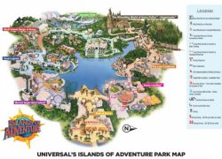 Islands of adventure map 2020 from themouseforless 10