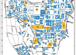 Map Of Ucla Campus: Map of ucla campus from id 1