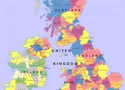 Map of uk counties from pinterest 2