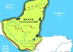 Mayan empire map from pinterest 3