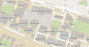 Nc State Campus Map From Maps 1
