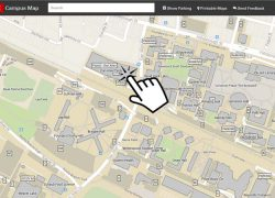 Nc state campus map from transportation 2