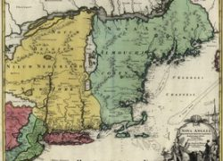 New england colony map from old maps 9