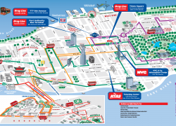 New york tourist map from pinterest 5