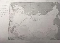 Northern Eurasia Physical Map: Northern eurasia physical map from quizlet 1