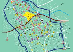 Notting Hill Carnival Map 2020: Notting hill carnival map 2020 from timeout 1