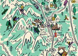 Park city map from skimag 5