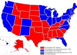Political map of the united states from planetizen 4