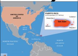 Puerto rico map from mapsofworld 4