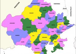 Rajasthan map from infoandopinion 6