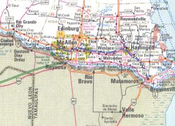 Rio grande texas map from thecitiesof 6