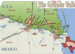 Rio grande texas map from webhost 3