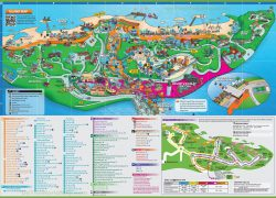 Singapore Tourist Map 2020: Singapore tourist map 2020 from pinterest 1