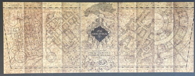 The marauders map from reddit 5