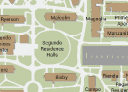 Uc Davis Campus Map