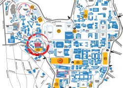 Ucla Campus Map: Ucla campus map from oliveviewim 1