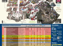Universal Studio Japan Map: Universal studio japan map from usj 1