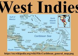 West indies on world map from youtube 6