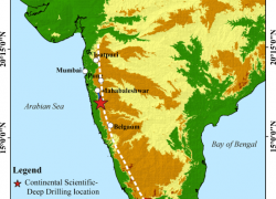 Western ghats map from nature 2
