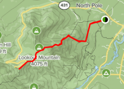Whiteface Mountain Trail Map: Whiteface mountain trail map from alltrails 1