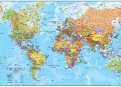 World map hd from pinterest 9