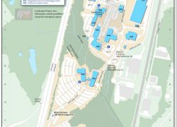 Yale university map from id 9