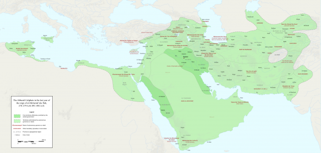 Abbasid caliphate map from commons 1