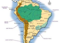 Angel falls map from pinterest 9