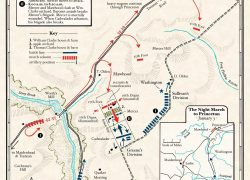 Battle of princeton map from pbs1777 3