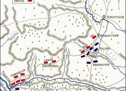 Battle of princeton map from pinterest 8