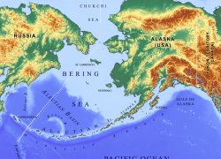 Bering sea map from commons 3