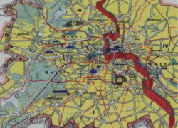 Berlin wall map from 360 6