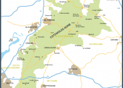Cotswolds Map: Cotswolds map from pinterest 2