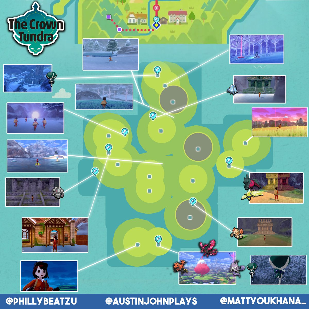 Crown Tundra Map From Twitter 2