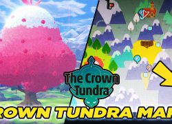 Crown tundra map from youtube 10