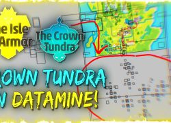 Crown tundra map from youtube 3