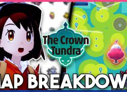 Crown tundra map from youtube 5